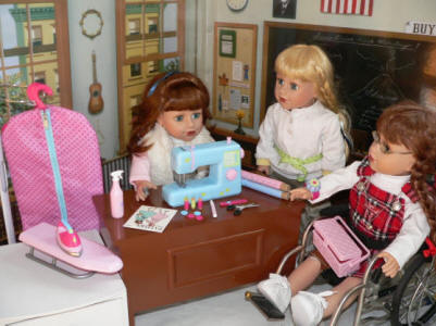 american girl accessories sewing