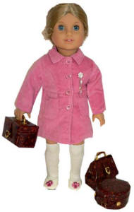 American Girl Doll Felicity clothes