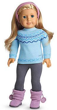 Grey Fair Isle Sweater