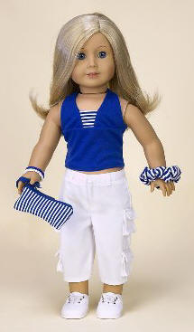 american girl doll clothing online