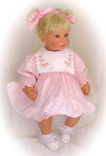 Pink Baby Doll Clothes
