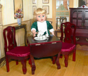 american girl dining table beautiful