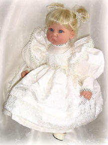 Ivory victorian baby doll dresses
