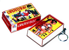 Tiny boardgame: Operation