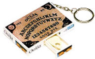Ouija key chain